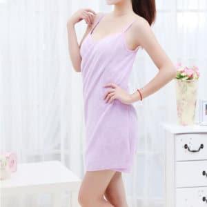 Handuks-klänning