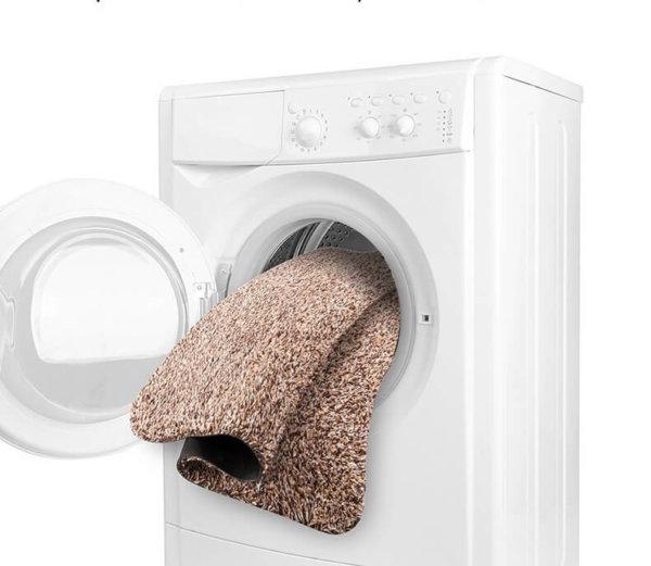 Dörrmatta tvättmaskin